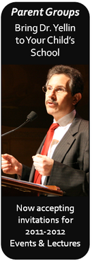 Dr. Yellin - Events and Lectures